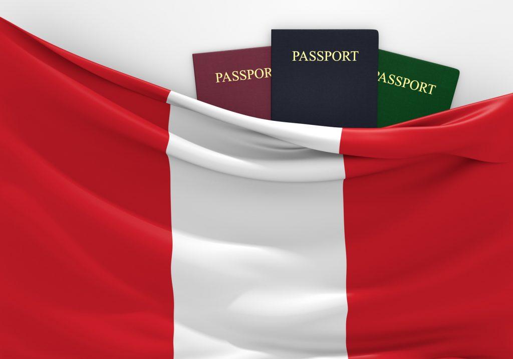 Pasaporte peru