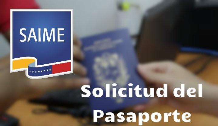 Pasaporte saime venezuela